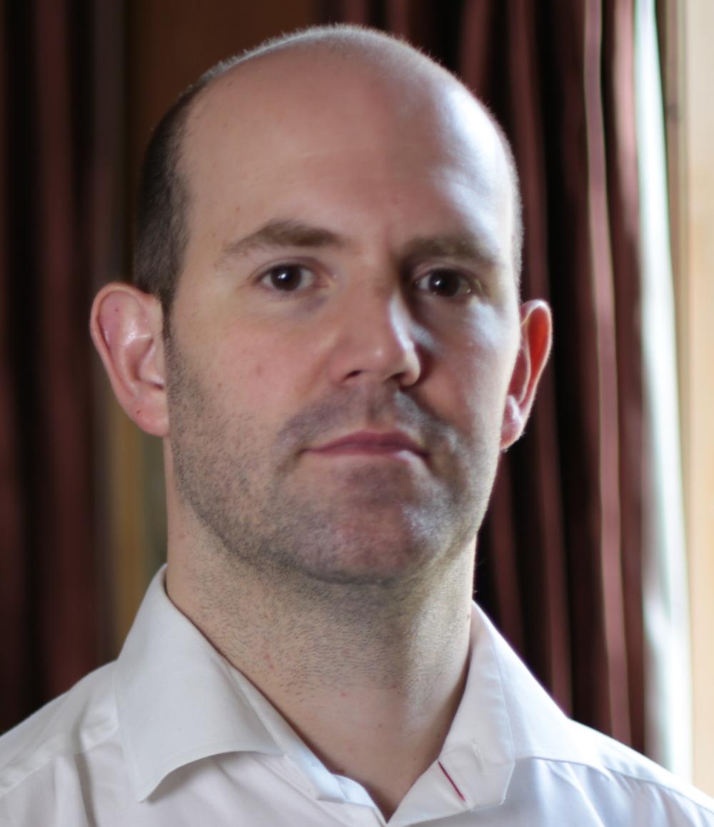 Eben Upton, CEO of Raspberry Pi Trading