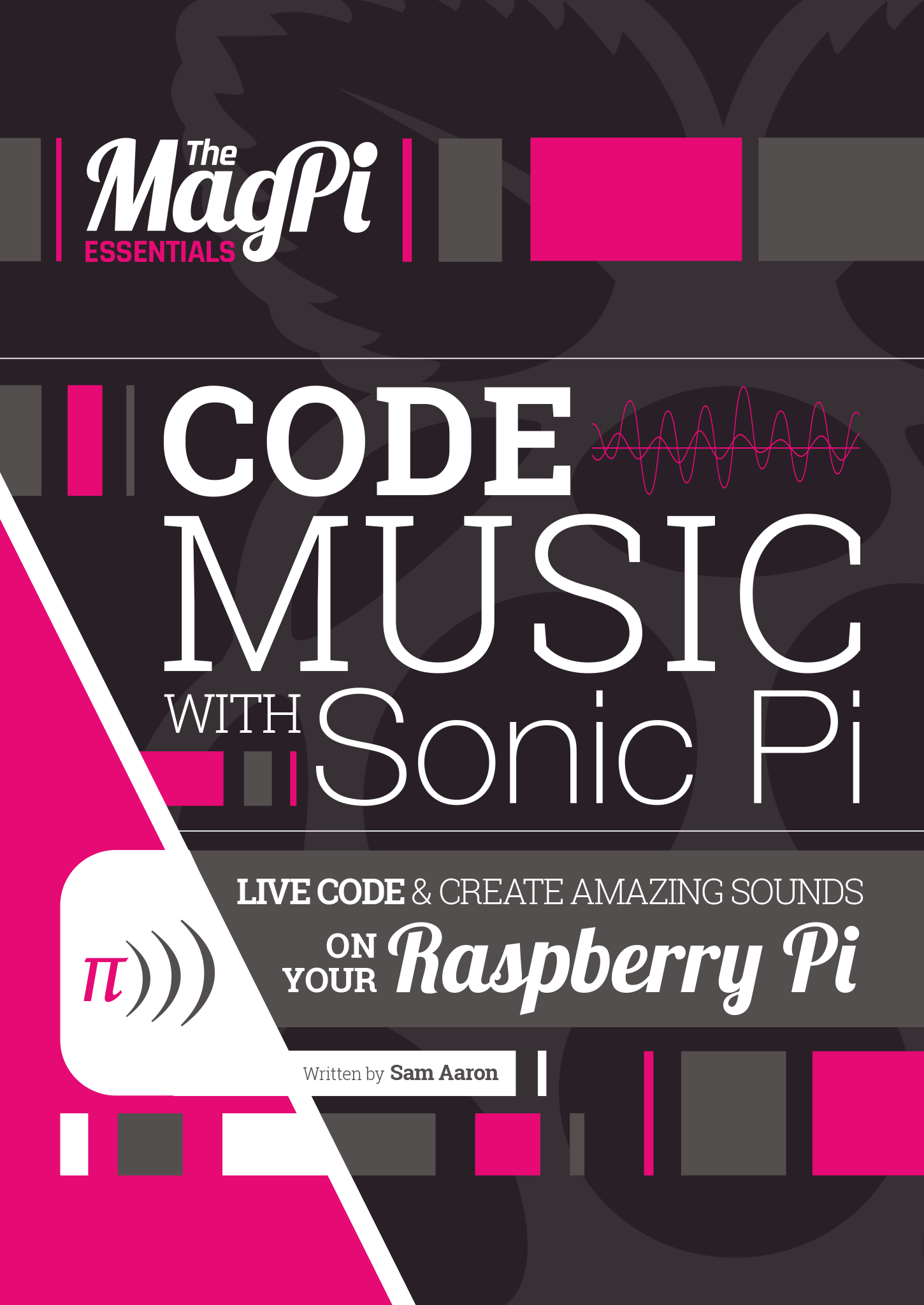 Get the Sonic Pi essentials book to learn more about Sonic Pi