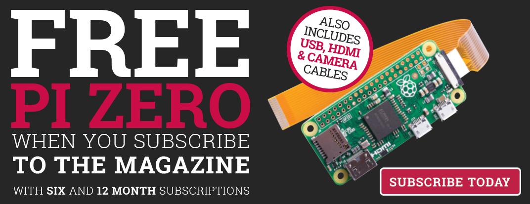 Free Pi Zero
