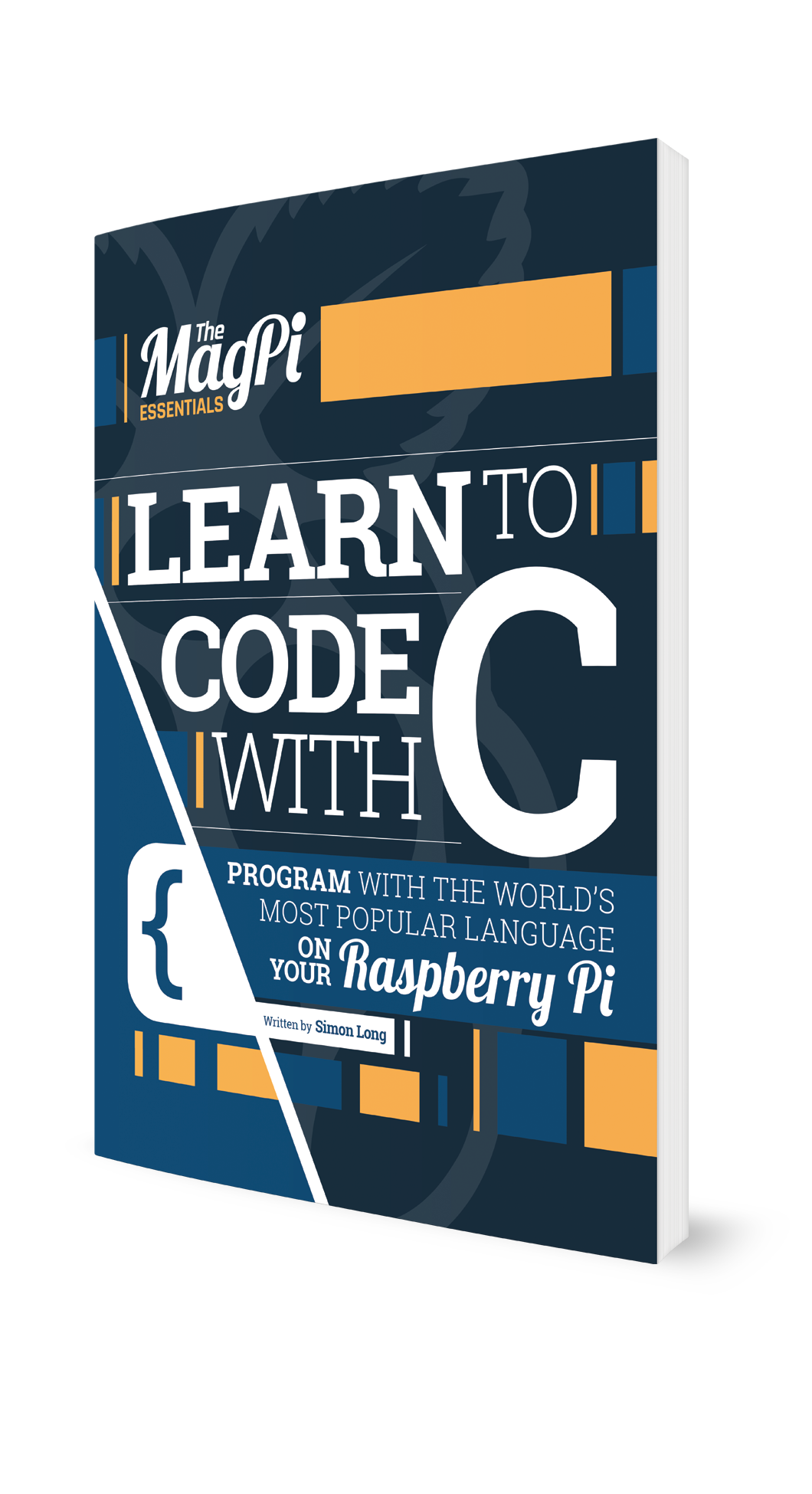 Learn to code with C in our Essentials book!