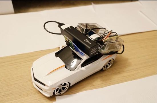 Self Driving RC Car