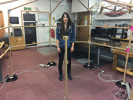 The 3D Body Scanner