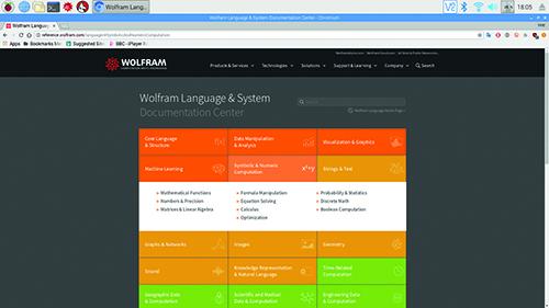 The Wolfram Language Documentation Center