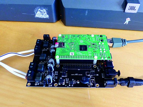 BeoCreate 4-Channel Amplifier HiFiBerry Hifiberry-Beocreate