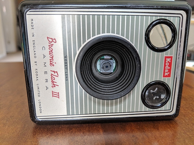 Upcycle an old camera