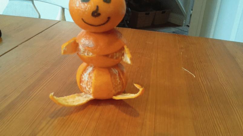 Move around Mr Orange