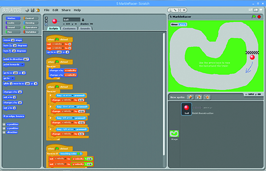 Learn to code with Scratch on a Raspberry Pi
