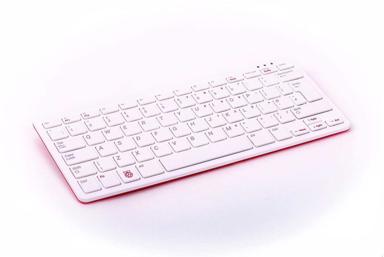 The Raspberry Pi Official Keyboard Hub