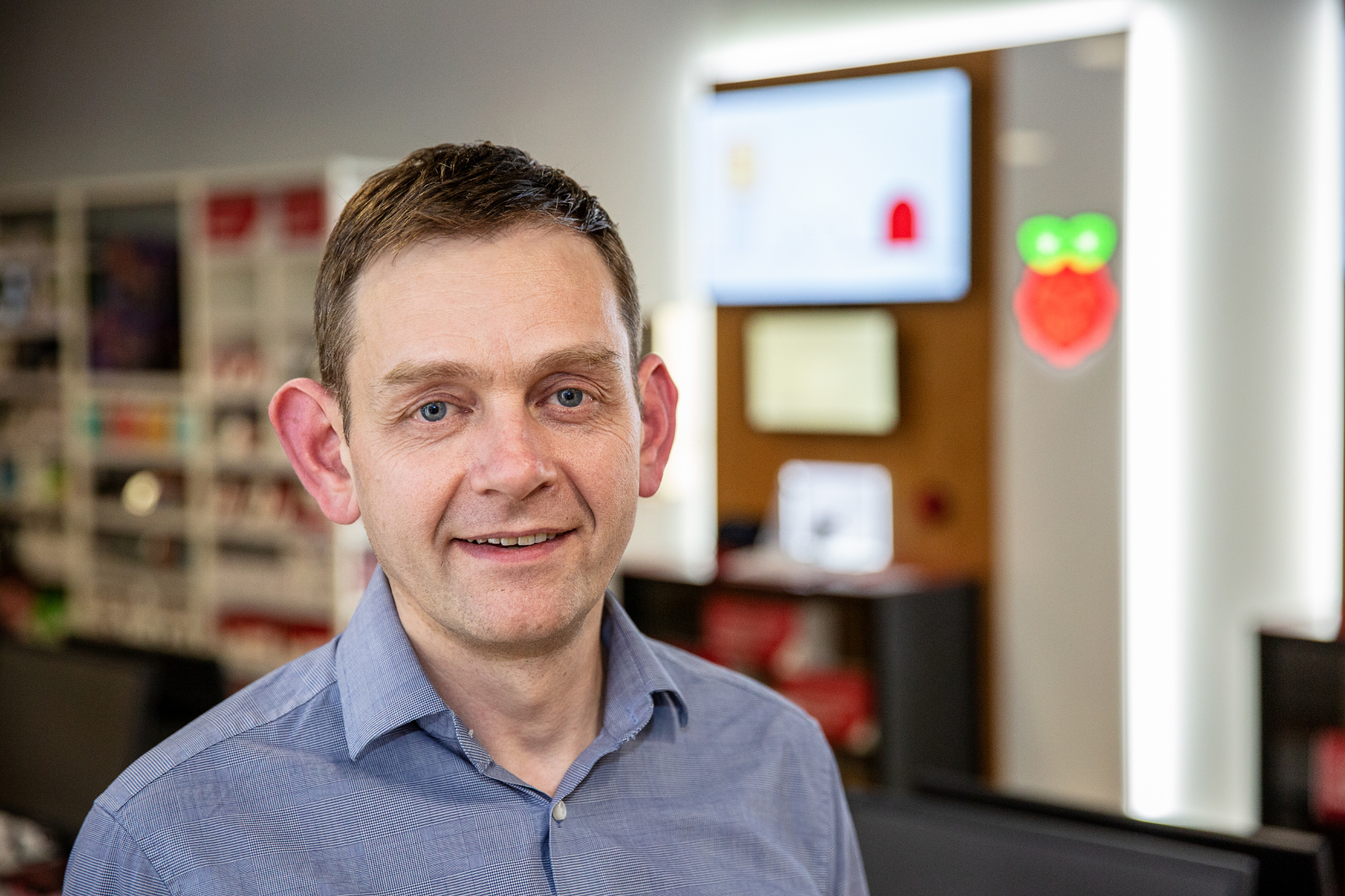 Gordon Hollingworth, Director of Software Engineering at Raspberry Pi, tells us all about the planning and development of the new store