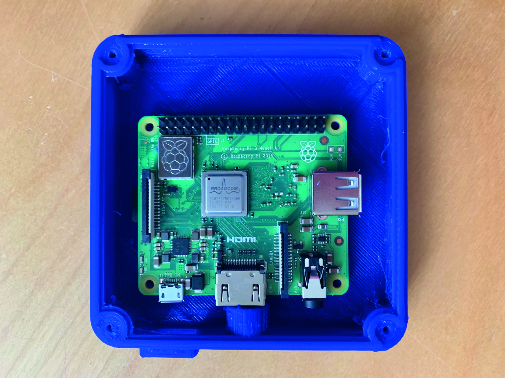 Protect your Raspberry Pi with a waterproof case