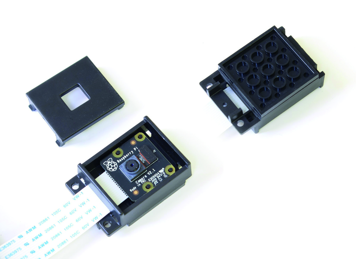 Use a camera module to build a dash cam system