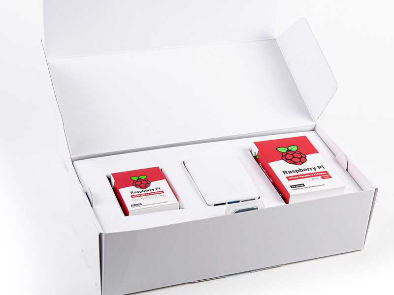 Raspberry Pi 4 Kit