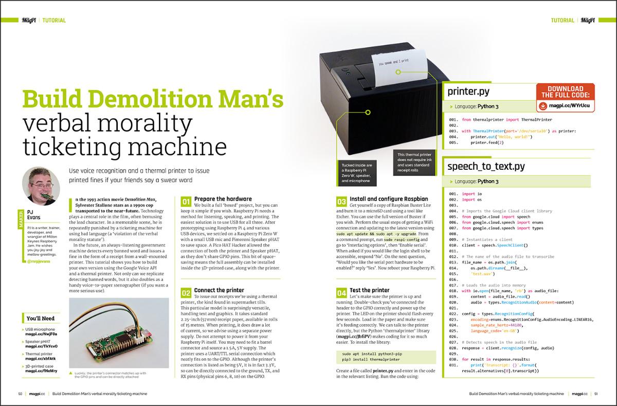 Demolition Man tutorial
